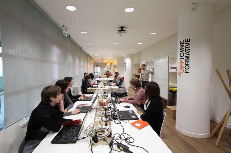 OFF: un laboratorio dove gli startupper possono collaborare, condividere e crescere (2/2)